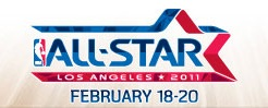 NBA All Star Weekend Los Angeles 2011 Rookies vs Sophomores2 NBA All Star Weekend : Partido de las estrellas (All Star Game)