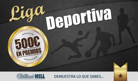 Liga Deportiva #Febrero 2016: 500? en premios, inscripci?n GRATUITA