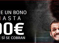 Codere: Bono de bienvenida de hasta 200?