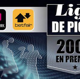 #Liga de Picks: 200? en premios!