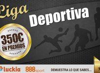 #LigaDeportiva con 350? en premios